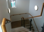 Grange Town Medical Centre Powder Coated Balustrade.JPG